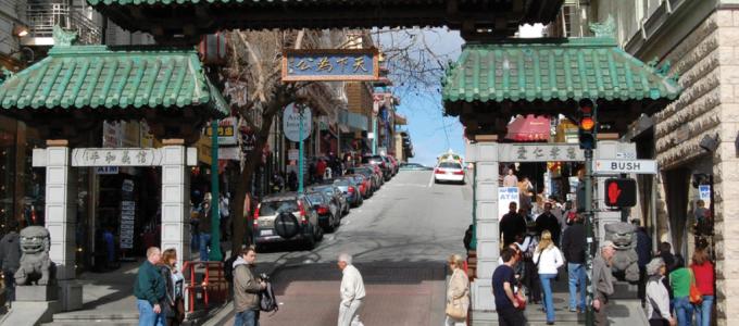 Image - Chinatown Gate
