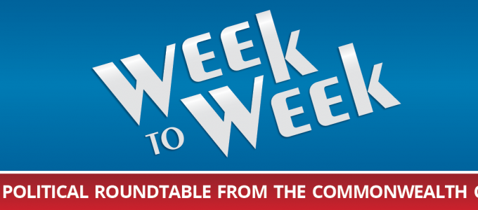 Image - Week to Week political roundtable banner